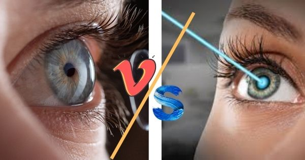 Contact Lenses vs. Laser Eye Surgery: Which One Is Worthy?