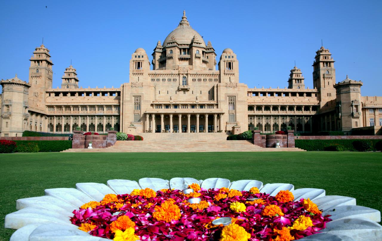How Much A Wedding Cost At Umaid Bhawan Palace?